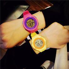 InShop Watches - Digital Silicon Strap Watch
