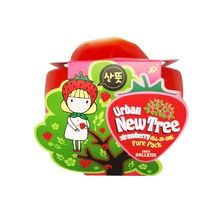 URBAN DOLLKISS - New Tree Strawberry All-In-One Pore Pack 100ml