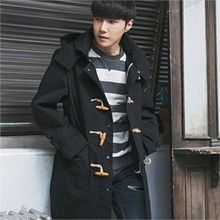 MITOSHOP - Detachable Liner Cotton Duffle Coat