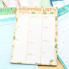 MissYou - Mini Schedule Note Pad