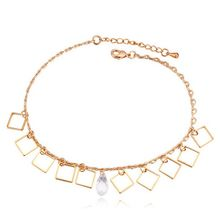 ebbis - Swarovski Elements Anklet