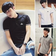 MRCYC - Short-Sleeve Embroidery Polo Shirt
