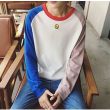 Bestrooy - Color Panel Pullover