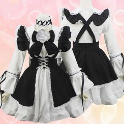 Cosgirl - Long Sleeve Lolita Dress