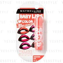 Maybelline New York - Baby Lips Color Lip Balm SPF 16 (Tangerine Pop)