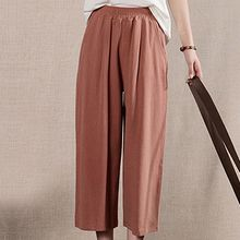 Isadora - Wide Leg Cropped Pants