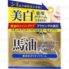Cosmetex Roland - Loshi Horse Oil Medicated & White Cream BA