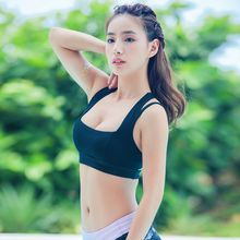 Sylphlike Loli - Plain Lattice Sports Bra