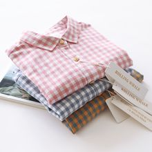 Bonbon - Gingham Shirt