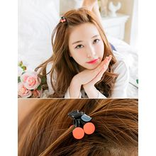 soo n soo - Cherry Colored Hair Pin