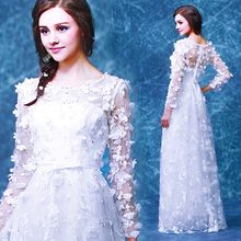 Angel Bridal - Embroidered Evening Gown