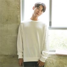 STYLEMAN - Long-Sleeve Colored T-Shirt