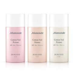 Mamonde - Cotton Veil Primer 35ml (3 Colors)