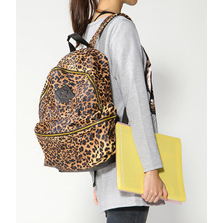 59 Seconds - Leopard Print Backpack