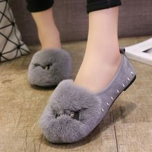 Pixie Pair - Furry Flats