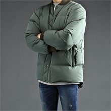 THE COVER - Duck-Down Padded Jacket