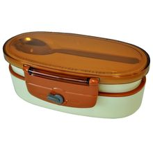 Skater - Curry Lunch Box (Brown)