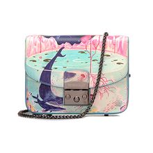 BeiBaoBao - Printed Cross Bag
