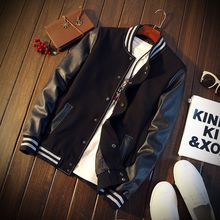 Seoul Boy - Panel Baseball Jacket