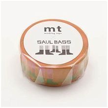 mt - mt Masking Tape : mt x Saul Bass Walk