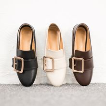VIVIER - Belted-Detail Loafers