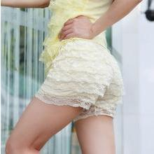 Little Flower - Tiered Lace Undershorts