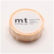 mt - mt Masking Tape : mt 1P Pastel Orange