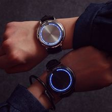 MRCYC - LED Touch Strap Watch
