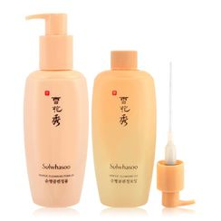Sulwhasoo - Liquid Cleansing Set : Cleansing Foam 200ml + Cleansing Oil 200ml