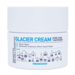 SWANICOCO - Pore Care Tightening Glacier Cream 50ml