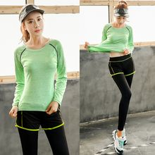 Zosia - Training Set : Long-Sleeve Top  +  Legging