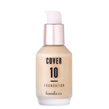 banila co. - Cover 10 Perfect Foundation SPF30 PA++ (#BE10)