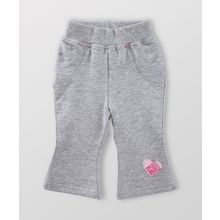 malimarihome - Baby Applique Boot-Cut Pants