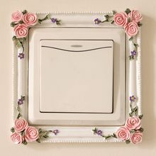 Yira - Floral Switch Cover