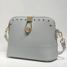 Axixi - Faux-Leather Cross Bag