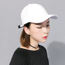 Heynew - Faux Leather Baseball Cap