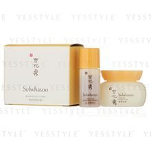 Sulwhasoo - Renewing Kit: Serum 4ml + Cream 5ml