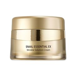 The Saem - Snail Essential EX Wrinkle Solution Cream 60ml