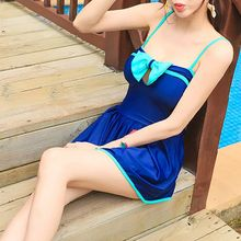 Roseate - Bow Swimdress