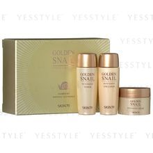 SKIN79 - Golden Snail Intensive Skin Care 3 Sample Kit: Toner 20ml + Emulsion 20ml + Cream 15g