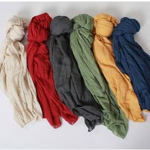 Frockly - Plain Long Scarf
