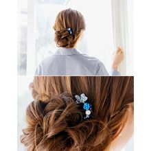 soo n soo - Embellished Butterfly Hair Pin