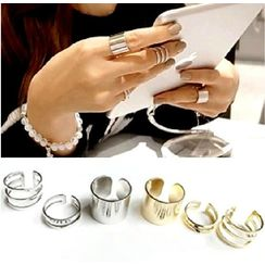 Bling Thing - Set of 3: Rings