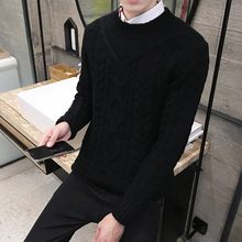 NAPO - Cable Knit Sweater