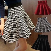 Quelite - Pleated A-Line Skirt