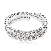 ebbis - Rhinestone Bangle