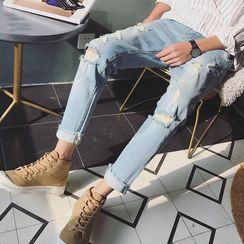 Soulcity - Distressed Jeans