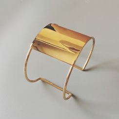 Ticoo - Cutout Open Bangle