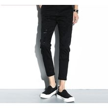 Gurbaks - Plain Slim Fit Pants