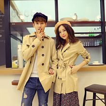 Lovebirds - Couple Trench Coat